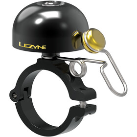 Lezyne Classic Brass Bicycle Bell black